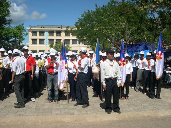 TNTT tham dự đại hội la vang 28 - 923