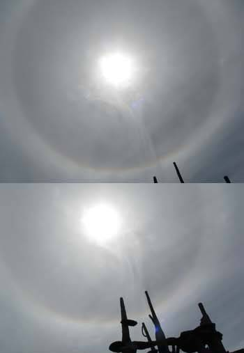 phép lạ mặt trời tại La vang. 07