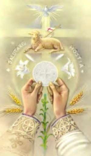 Tạ Ơn Thiên Chúa ( ĐL - ĐH NCH ) Eucharist3
