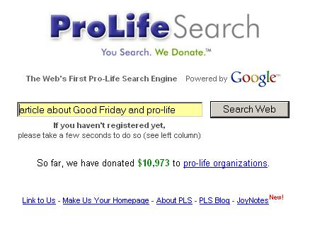ProLifeSearch
